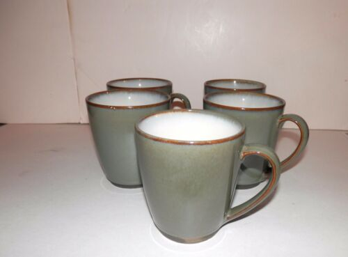 CHOOSE Green Sango Concepts Visions Cereal Mugs Coffee Cups Salad Bowls Avocado