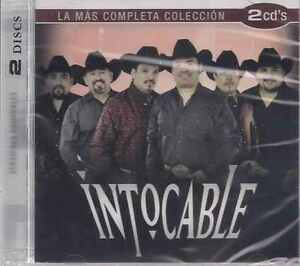 CD-Intocable-NEW-La-Mas-Completa-Coleccion-2-CD-039-s-FAST-SHIPPING