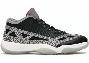 Air Jordan 11 Retro Low IE Black Cement