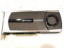 Nvidia Quadro 6000 6gb ddr5 / graphic card