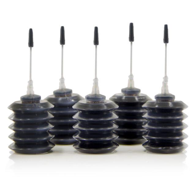 5 x Canon PG510 CL511 Ink Cartridge Refill Kit for Pixma MP230 Black Liquid Bott