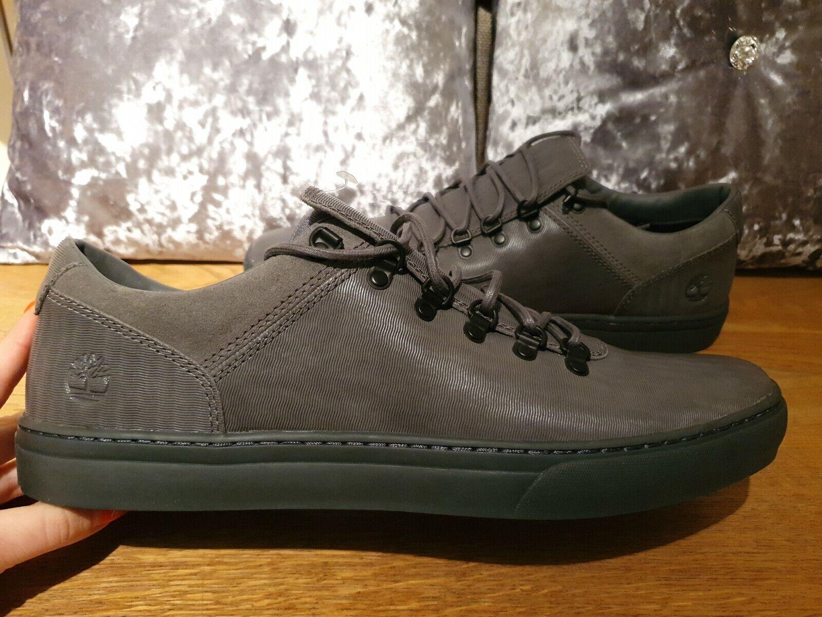 obesidad erupción A gran escala  Timberland Mens Navy Blue Adventure 2.0 Cupsole Alpine Ox Trainers Nubuck  Shoes UK 8 for sale | eBay