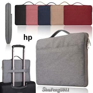 "For Various 14/"" 15.6/"" HP Pavilion Carry Laptop Notebook Sleeve Pouch Case Bag"
