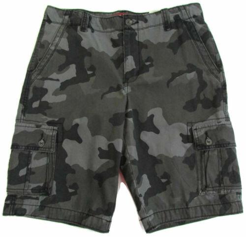 Boys Cargo Shorts Adjustable Waistband Camouflage Arizona Jeans Regular Fit