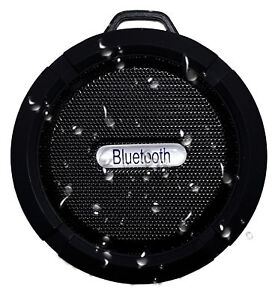 Rechargeable-Waterproof-Bluetooth-Shower-Speaker-amp-Speakerphone-Huge-Sound
