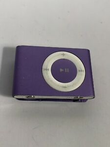 Apple Ipod Shuffle 2nd Generation A1204 Ebay