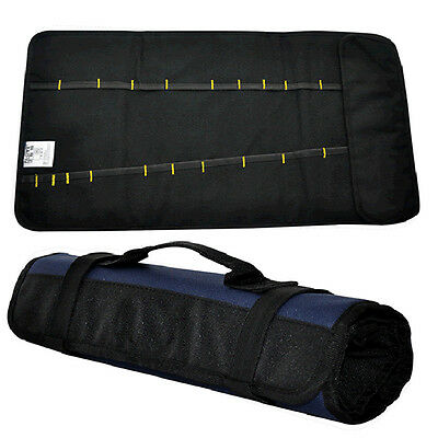 Portable Oxford Roll Tool Utility Bag Multifunctional With Carrying Handle