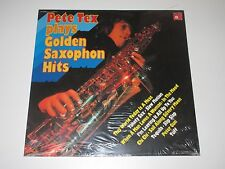 LP/PETE TEX PLAYS GOLDEN SAXOPHON HITS/BASF 1722495-3/SEALED NEW