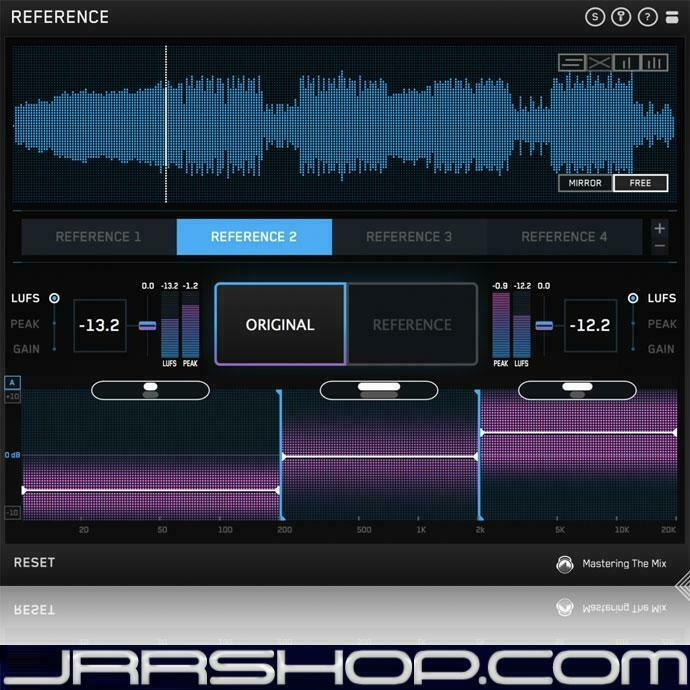 Mastering The Mix Referenz Edelivery Jrr Laden