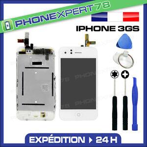ECRAN-VITRE-TACTILE-LCD-ASSEMBLE-BLANC-IPHONE-3GS