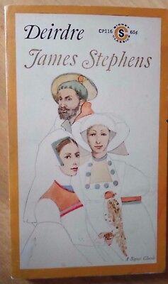 Stephens, James - Deirdre - Irish Myth Vintage Signet Classic PB 1962