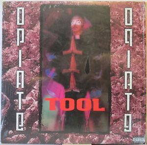TOOL Opiate MINI LP on Zoo/Volcano (USA, 1992) – In Shrink Wrap