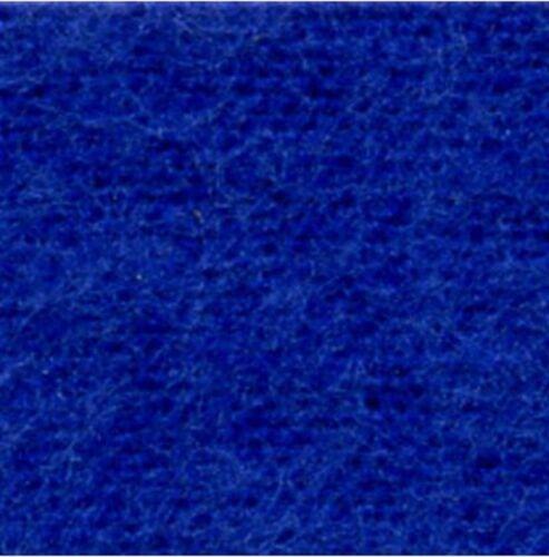 per metre Plain Royal Flannelette Fabric 108cm Wide