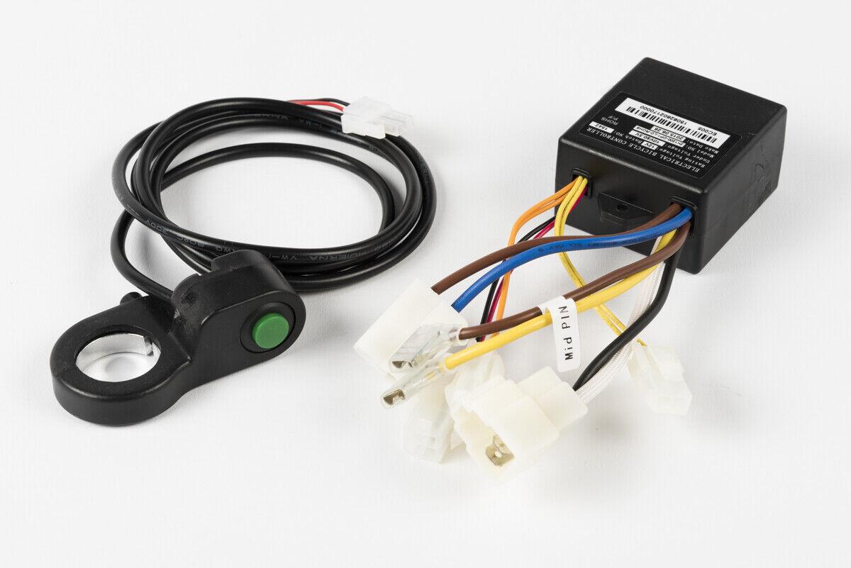 Razor E90 Electrical Kit (7Connector Control Module & Thredtle)