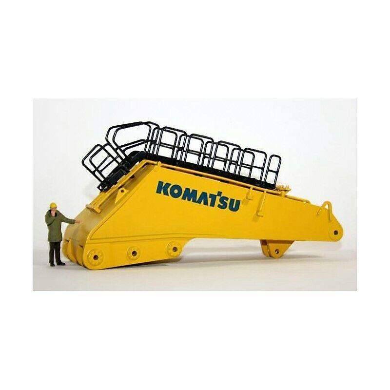 WSI - NZG - CONRAD - BYMO KOMATSU PC8000-6 Boom For Replacement  Load 1 50 NEW