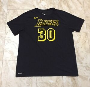 a8550fe9be83 Nike Julius Randle Los Angeles Lakers City Edition Jersey T-Shirt ...