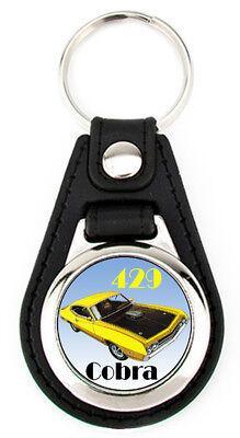Ford 1970 Torino Cobra  Keychain Key Fob