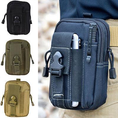 Durable 1000D Oxford Waist Bag Compatible Tactical EDC Outdoor Gear Bag