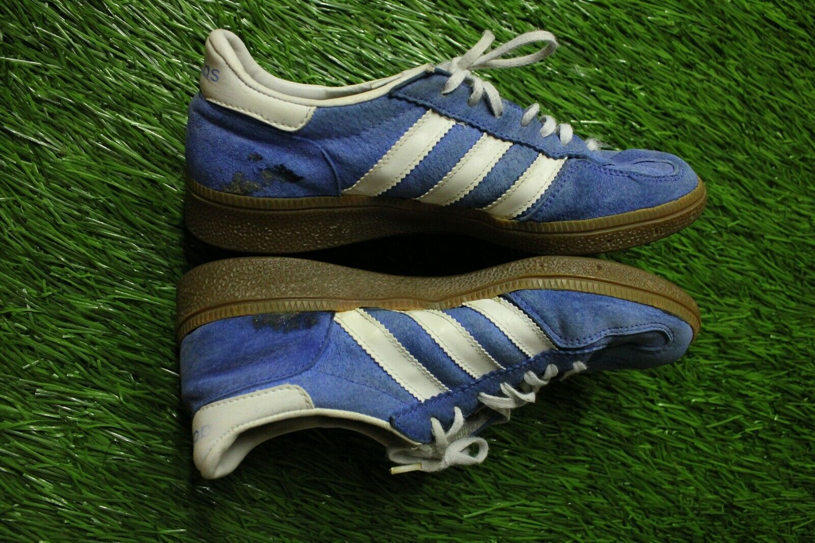ADIDAS HANDBALL SPECIAL VINTAGE 90'S WOMEN SHOES ORIGINAL SIZE 38 MADE IN POLAND