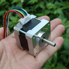 18 Degree 2 Phase 4 Wire 39mm Stepper Motor For Cnc Reprap 3d Printer Monitor