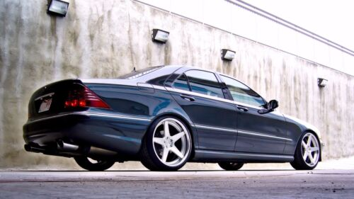 MERCEDES S320 S500 CLASS W220 AIRMATIC EVOLUTION LOWERING KIT LINKAGES LINKS
