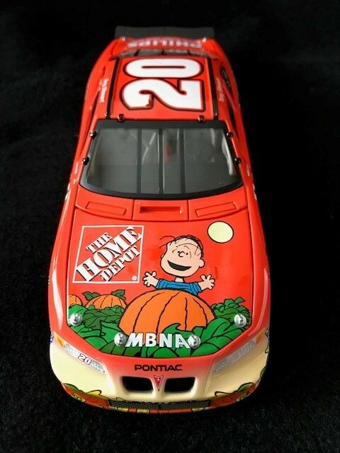 n ° 1 online 2002 Tony Stewart  20 Home Depot  It's It's It's the Great Pumpkin Gre Prix 1 24  prodotti creativi