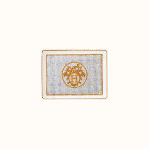 Hermes-Mosaique-Au-24-Or-Plat-Sushi-Hermes-Mosaique-Au-24-Or-026089P
