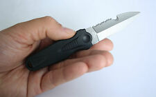 Messer Tauchermesser MINI mit Titanium Beschichtung