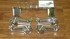 Door Handles 6pc Set Impala 65-66 *In Stock* Cutlass Skylark Window Cranks