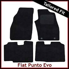 Fiat Punto Evo (2010 2011) Tailored Fitted Carpet Car Mats