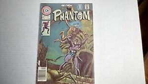 The-Phantom-71-Charlton-1976-Cover-amp-art-by-DON-NEWTON-around-FN-condition