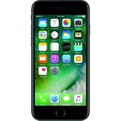 Apple iPhone 7 Black 32 GB - 4G - Certified Refurbished - Good Condition Black