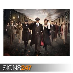 PEAKY-BLINDERS-POSTER-ZZ067-TV-POSTER-Photo-Poster-Print-Art-All-Sizes