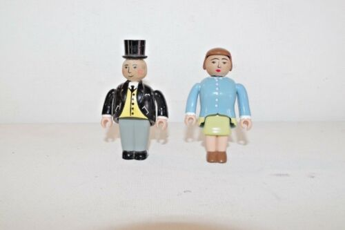 Thomas Friends Wooden Railway Train Tank Engine Articulated Sir Topham Lady Hatt