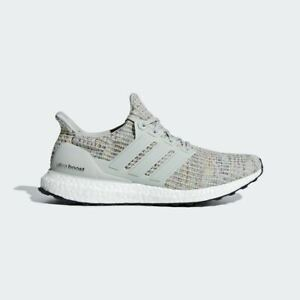 2f29074b0 Adidas Ultra Boost 4.0 Grey Multi-Color Running Shoes Mens -CM8109 ...