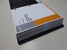 Case 580k Loader Backhoe Phase 1 Parts Catalog Manual Book New With Binder