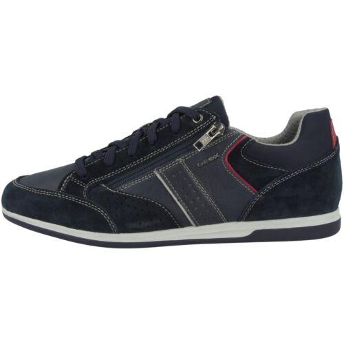 GEOX U Renan A Schuhe Men Herren Sneaker Halbschuhe Schnürer U024GA022PTC4002