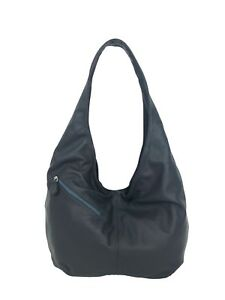 Gray-Leather-Hobo-Bag-Casual-Women-Shoulder-Handbags-Alice