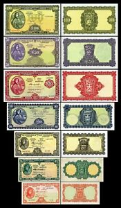 Irlande -  2x 10 Sh - 100 Pounds - Edition 1961 - 1976 - Reproduction - 03