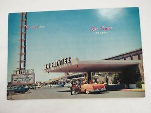 Saludos-de-Nuevo-Frontier-las-Vegas-Oversize-Postal-15-2cm-x-22-9cm-Circa-594ms