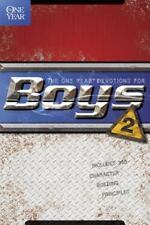 The One Year Devotions for Boys 2 (One Year Book of Devotions for Boys-ExLibrary