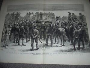 War-negotiations-General-Joubert-address-to-Boers-before-Dispersal-1881-print-AN