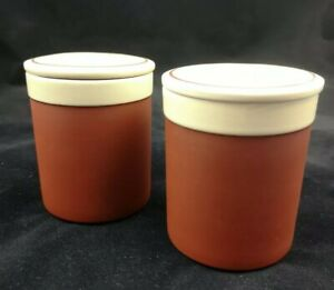 HORNSEA-POTTERY-Small-STORAGE-JAR-exclusively-designed-for-Harrods