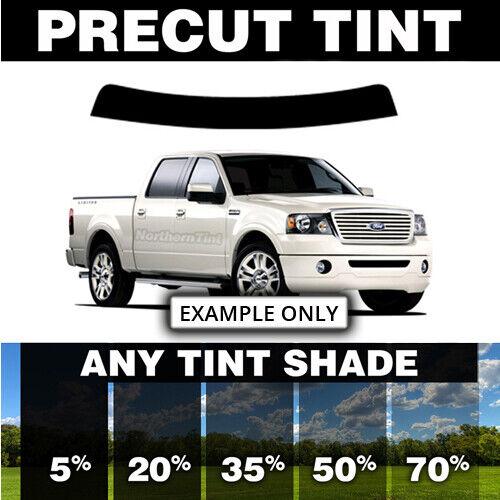 Sunstrip Any Shade Precut Window Tint for Ram 2500 Mega Cab 09-20