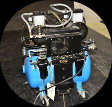 Jun Air Ca 813 D Dental Dentistry Air Compressor Unit For Partsrepair