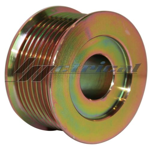 Type 200 Series IR//EF Alternators 27SI 8 Groove Pulley Fits on Delco 22SI