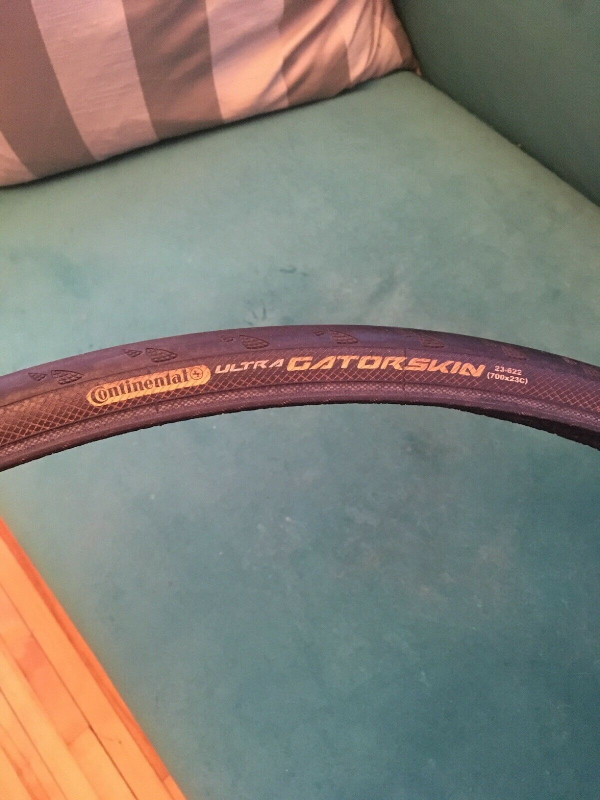 Continental ultra gatorskin 23-622 (700x23c) Bike Tire