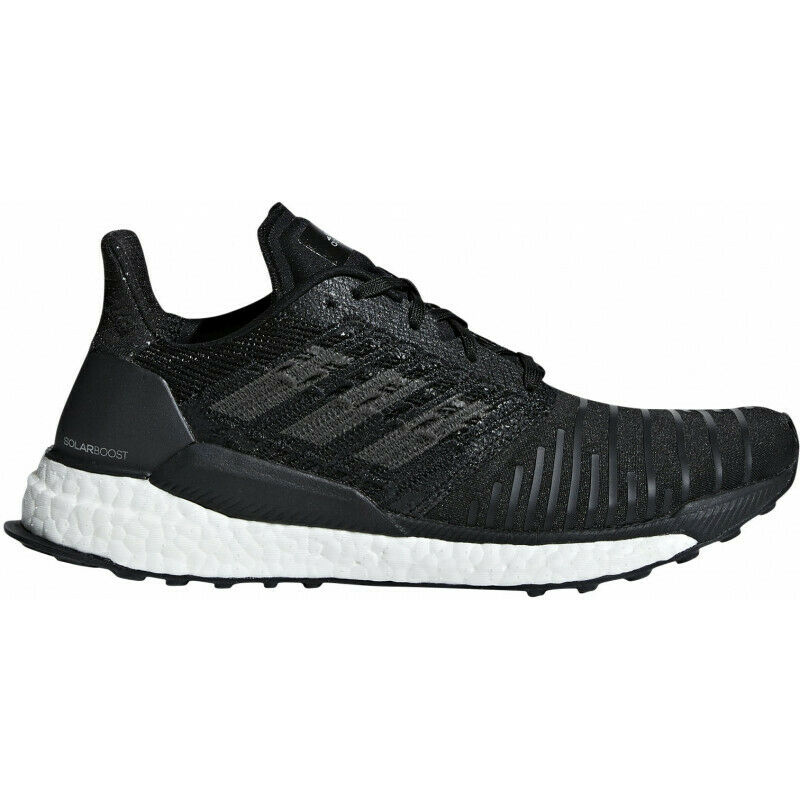 Womens Adidas Solar Boost Women's Running Runners Sneakers Casual shoes shoes shoes - Black c8eb97