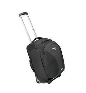 beste website verschillende ontwerpen beste waarde Osprey Meridian 22/60l Wheeled Bag 60l Metal Grey