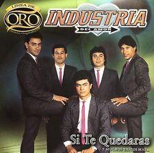 Industria Del Amor : Linea De Oro CD